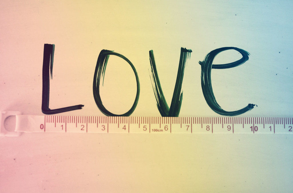 The Measure of Love You Feel